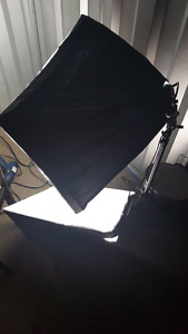 CanadianStudio 1600 W Video Photo Studio Lighting Kit