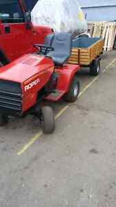 Utility Tractor and trailer for Sale