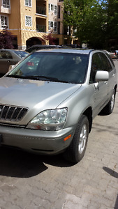 2001 Lexus RX 300 SUV