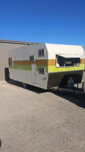 Franklin trueline caravan with bunks 16ft