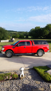 2011  F150  XLT / XTR package  134,000 km