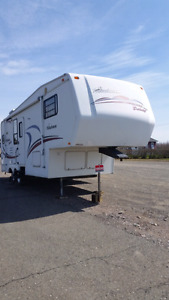 Fith wheel 28pied  2002