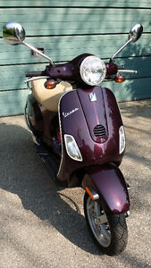 2006 Vespa LX150 (150cc) in Excellent condition
