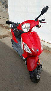 Piaggio Fly 150, Low Mileage with Safety ***NOW SOLD***