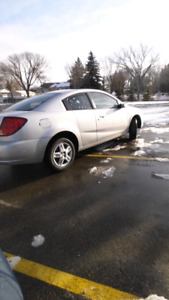 SUPER CLEAN SATURN ION COUPE! AWESOME FUEL ECONOMY