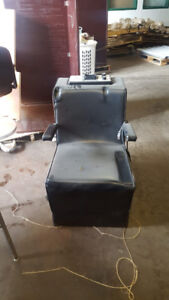 hair dryer chair, full set, fully working, good condition