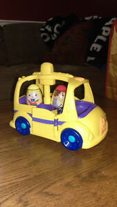 Kids toy - buses
