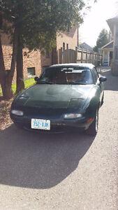 1991 Mazda MX-5 Miata Convertible