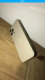 Iphone 12 pro (GOLD)