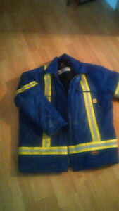 Large in size , FR Pioneer winter work jacket . Paid 400 St. John's Newfoundland image 1