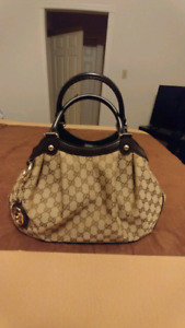 Gucci Sukey Authentic Handbag