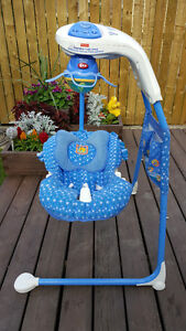 Fisher Price Cradle and swing