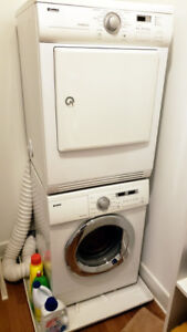 Apartment Sized Stackable Washer and Dryer