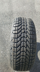 Winterforce tires 225/55r17