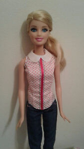 USED Barbie Doll in PERFECT condition.