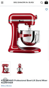 Kitchenaid Professional 5 Series Mixer - Brand New Never Opened!