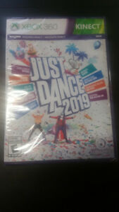 BAND NEW! SEALED XBOX ONE NEW! JUST DANCE 2019 $25 NO TRADES