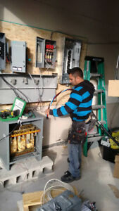 electrican master licence