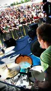 Drummer looking for a Band or Musicians Cambridge Kitchener Area image 1