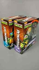 Shf Figuarts TMNT Donatello and Leonardo Peterborough Peterborough Area image 4