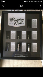 Mini stanley cup limited edition collectible frame