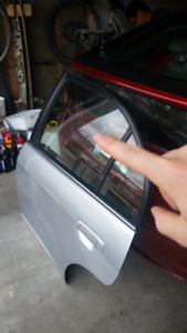 Acura EL left rear door for sale
