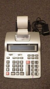 Calculator with Printer
