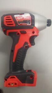 MILWAUKEE 1/4- Inch M18™ 2-Speed Hex Impact Driver