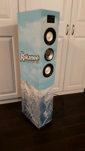 Kokanee ipod tower speaker