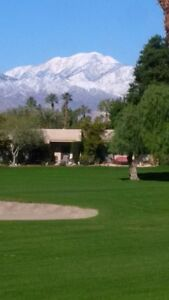Palm Springs California Golf Resort