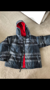 Boys Columbia winter wear size 6 and 8