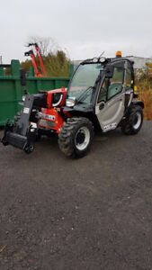 2017 -  MT625 Loader 20'reach 5500 LBS lift - $1325 per month