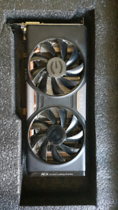 Graphics card - EVGA GEFORCE GTX 760