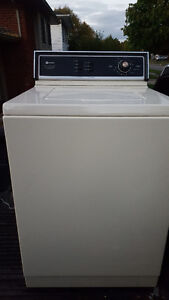 Older washer and dryer 150.00, clean, works well, Delivery avail