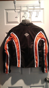 Ladies Harley Davidson Riding Jacket