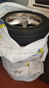 Tires and Wheels GM 225/50R16 full set $200 obo