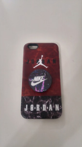 iPhone 6s/6 AirJordan Case And Nike Pop Socket