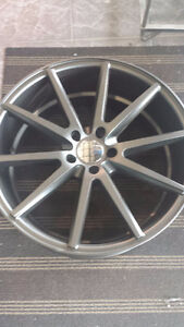 """20"""" VOSSEN VFS1 REPLICA STAGGERED ON SPECIAL!!!"""