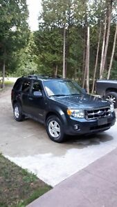 2008 Ford Escape XLT SUV, Crossover Kitchener / Waterloo Kitchener Area image 4