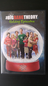 Big Bang Theory Holiday Episodes