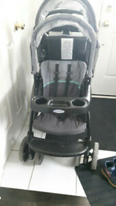 Double Stroller- Graco  Ready2Grow Stroller