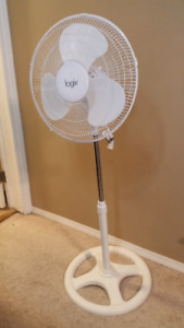 Logic pole fan