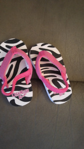 Baby sandals, size XS (shoe size toddler size 3-4)