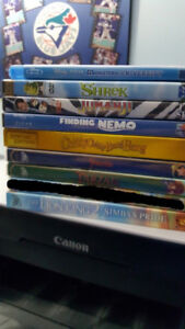 KIDS MOVIES SOME DISNEY ON DVD FOR SALE