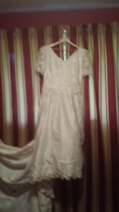 REDUCED! Wedding gown and more!!!