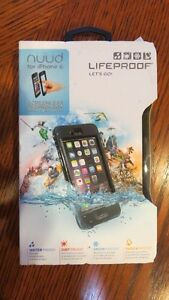 *Brand New* Lifeproof Nuud For IPhone 6 Strathcona County Edmonton Area image 1