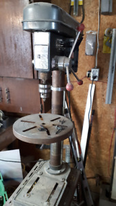 5 Foot Commercial Drill Press