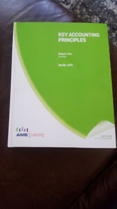 Key Accounting Principles Textbook and Workbook - 3rd Edition