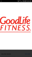 Goodlife free personal training assessment and workout.