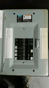 Siemens Electrical panel EQL 12125